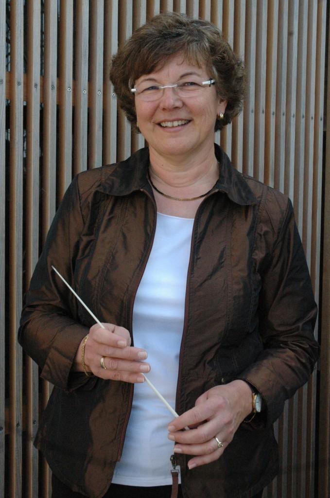 Margot Volk / Dirigentin Vororchester, Bläserzwerge
